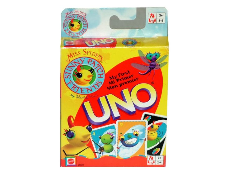 my first uno instructions