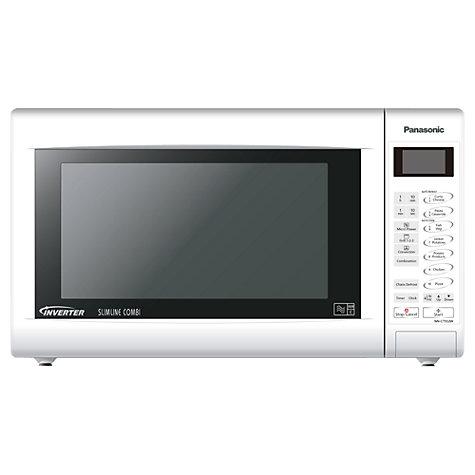 panasonic combi microwave instructions