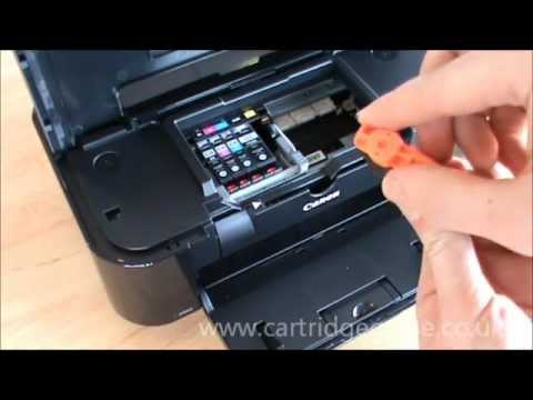 canon mx870 ink replacement instructions