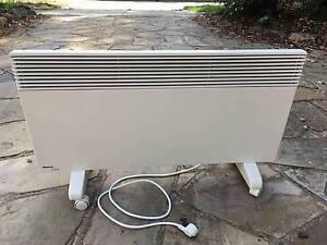 noirot electronic heater instructions