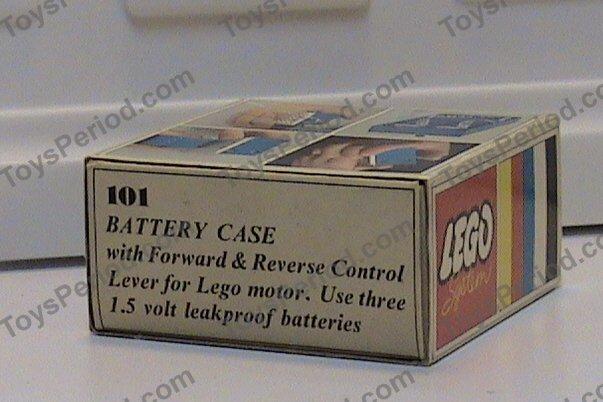 lego battery box instructions