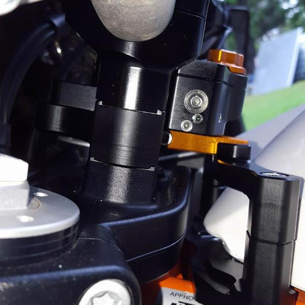 msc steering damper instructions