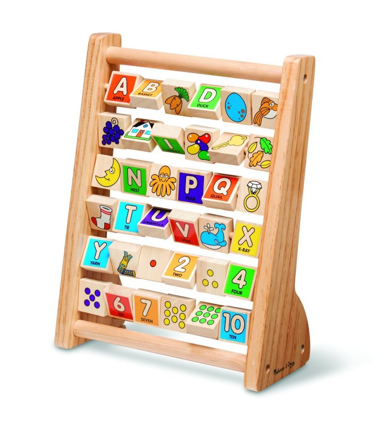 melissa and doug abacus instructions