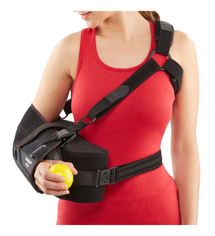 donjoy shoulder brace instructions