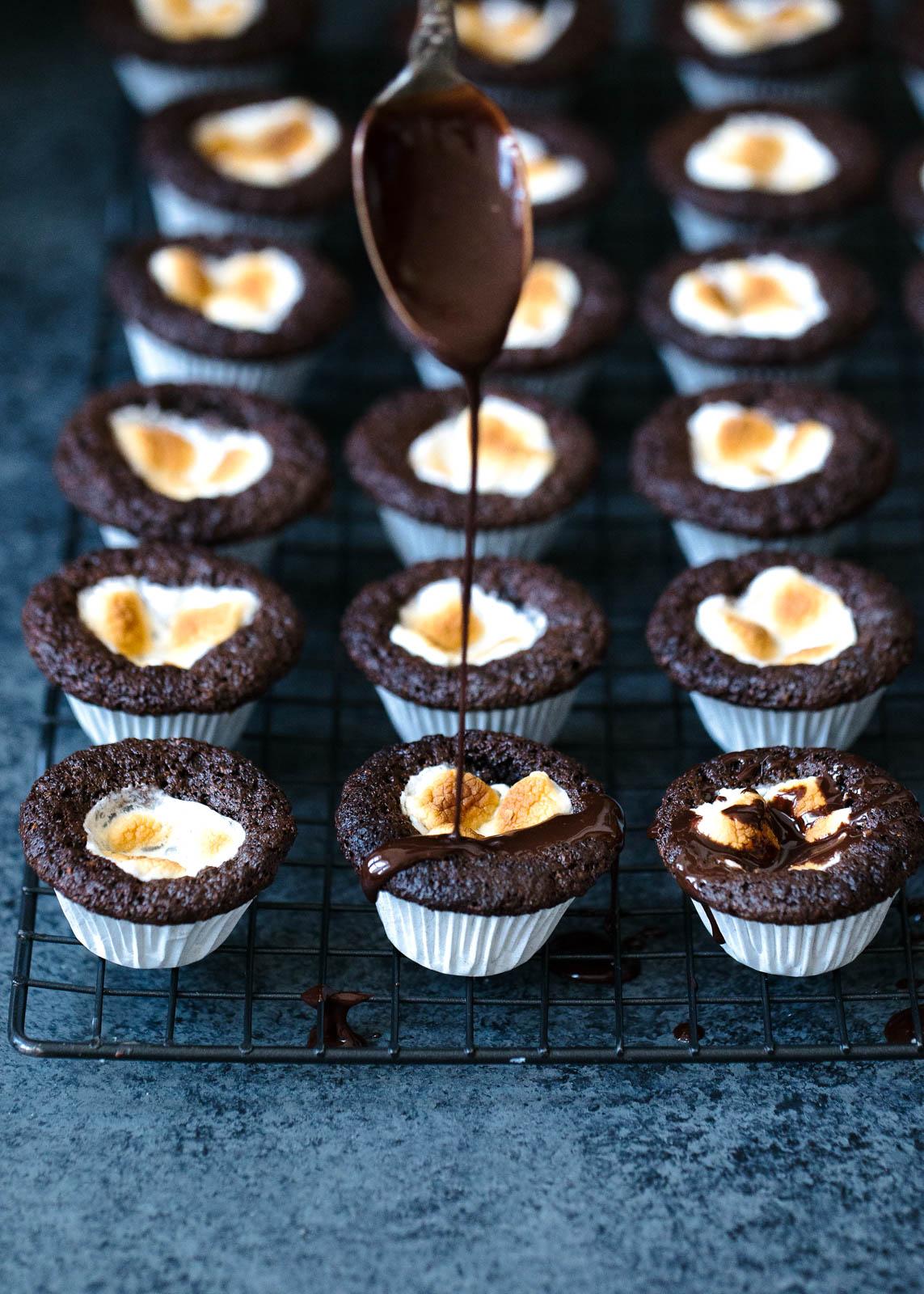 bella brownie bites maker instructions