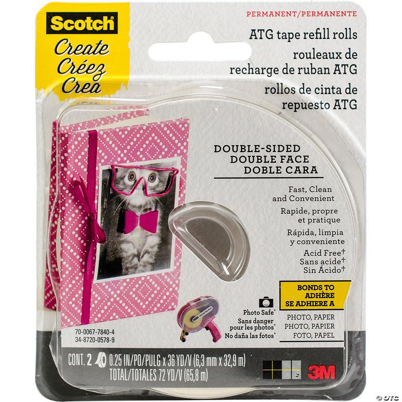 scotch tape glider refill instructions