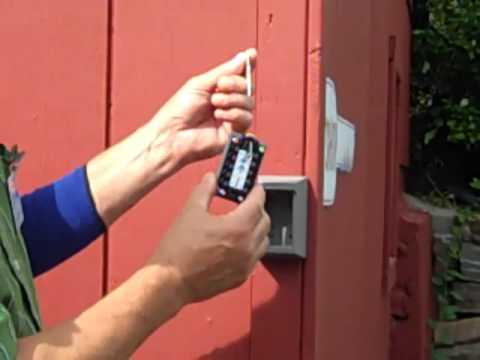 supra key safe instructions