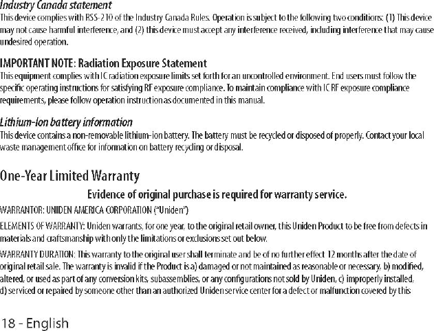 uniden bluetooth speaker instructions