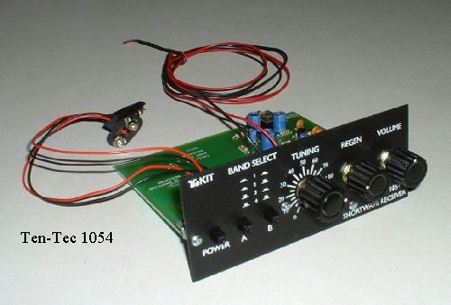 crystal radio kit instructions