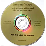 babylock imagine instructional video dvd
