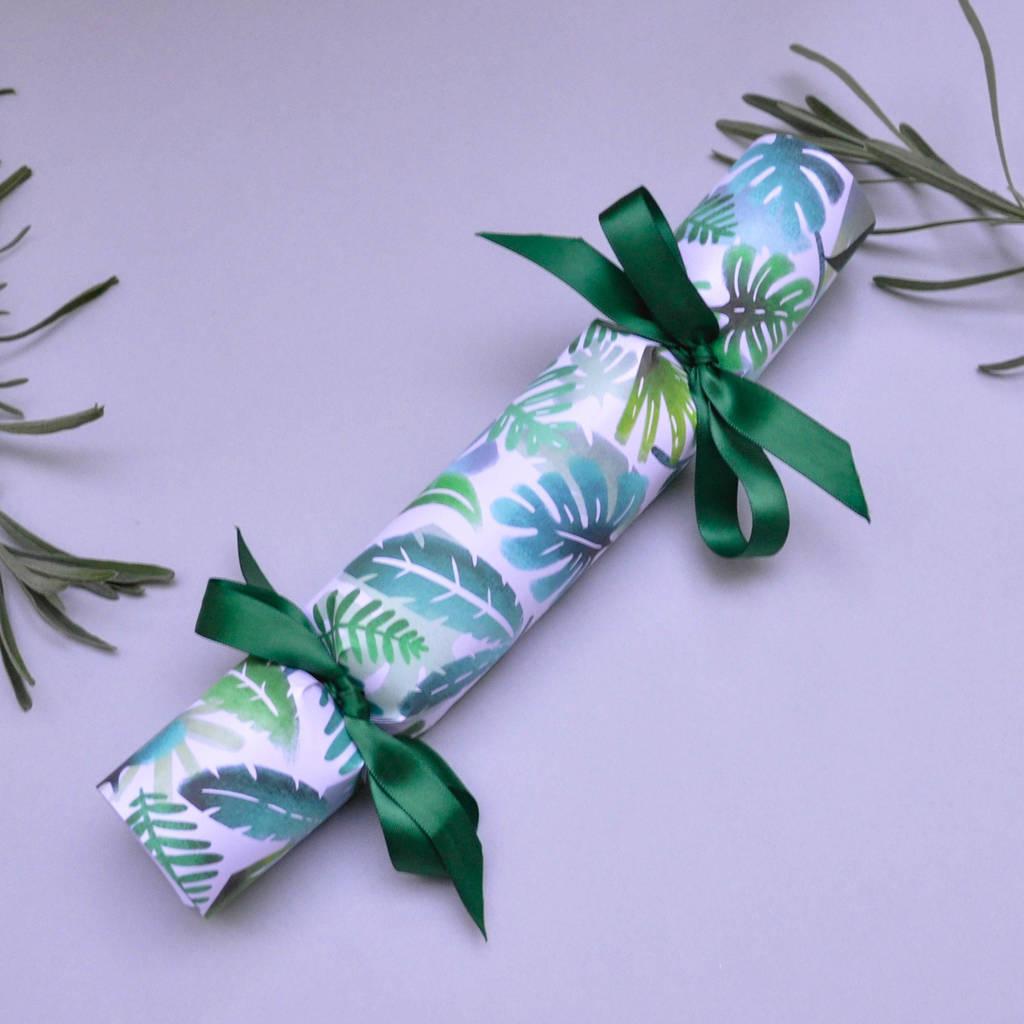 handmade christmas crackers instructions