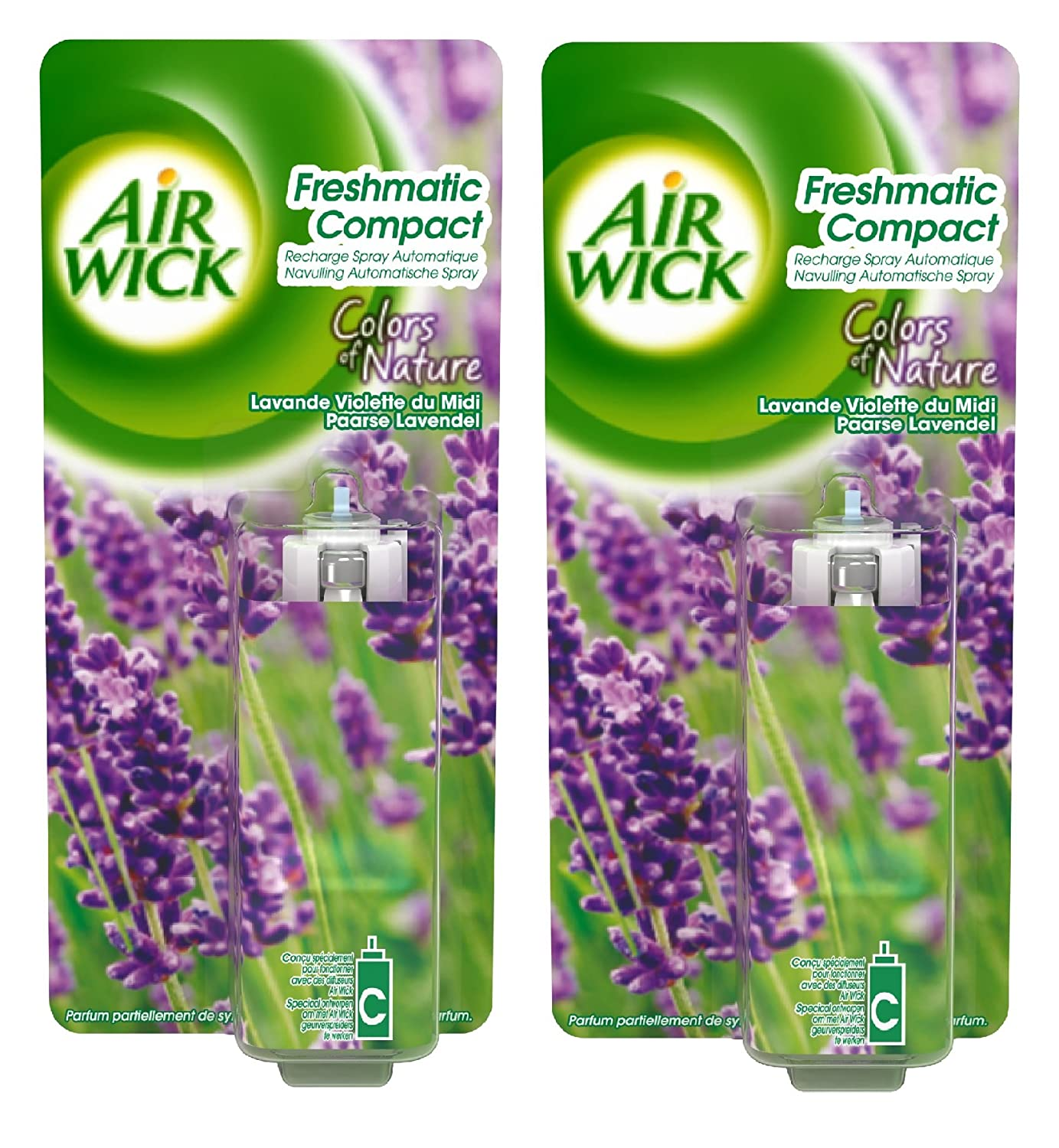air wick freshmatic instructions