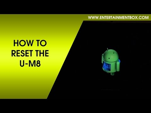 m8 android tv box instructions