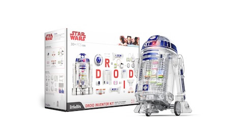 star wars droid inventor kit instructions