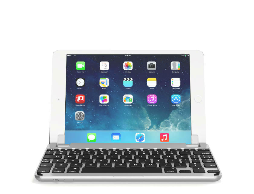 logitech keyboard for ipad air instructions