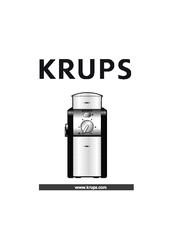 krups coffee grinder instructions