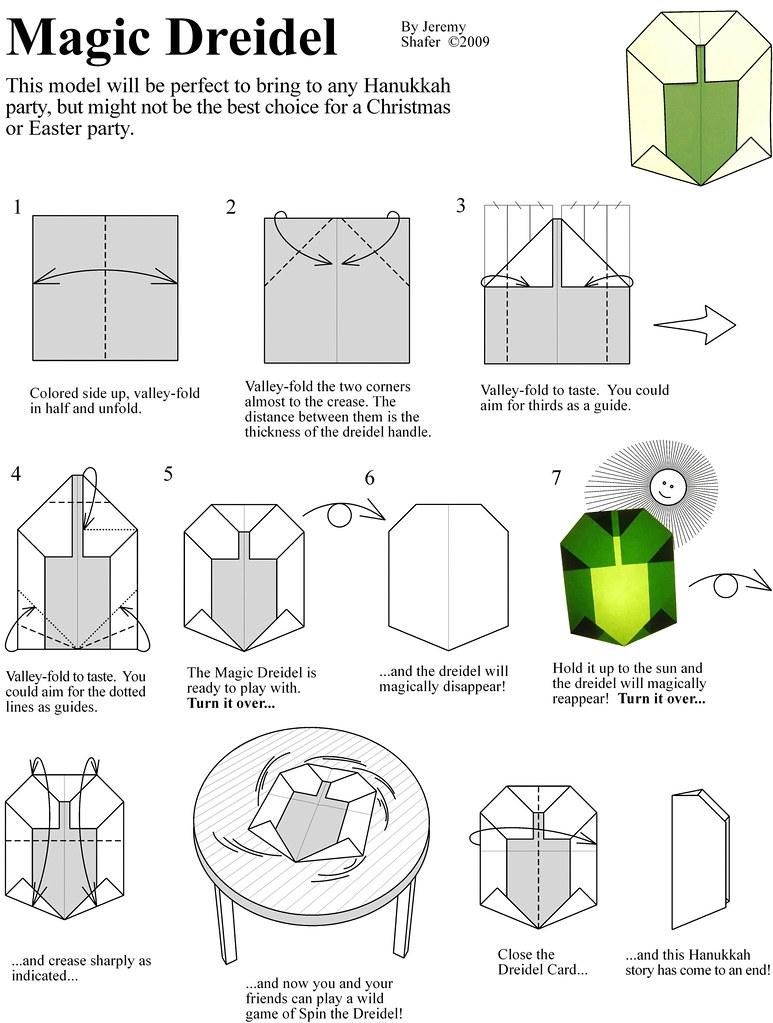 origami bahamut instructions pdf