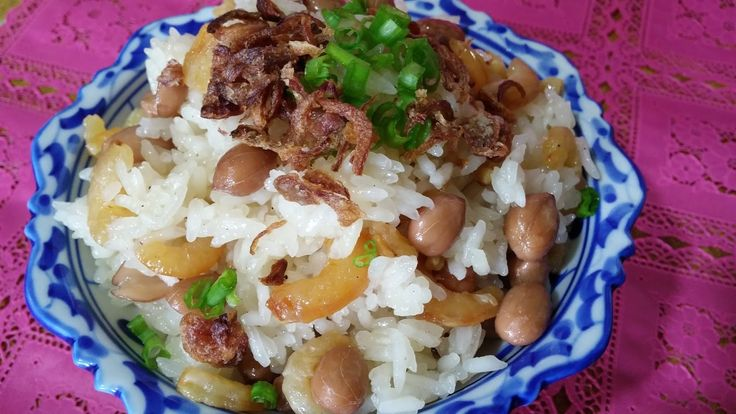 white glutinous rice cooking instructions