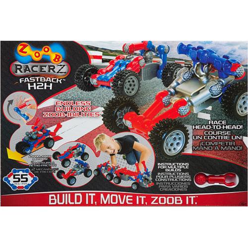 zoob car designer instructions