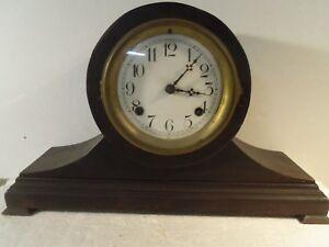 new haven mantel clock instructions