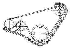 2xu race belt instructions