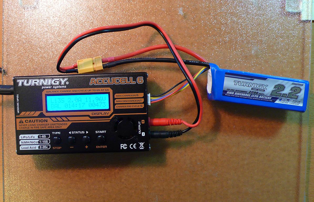 neuton battery charging instructions