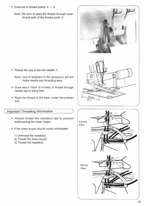 singer sewing machine oiling instructions