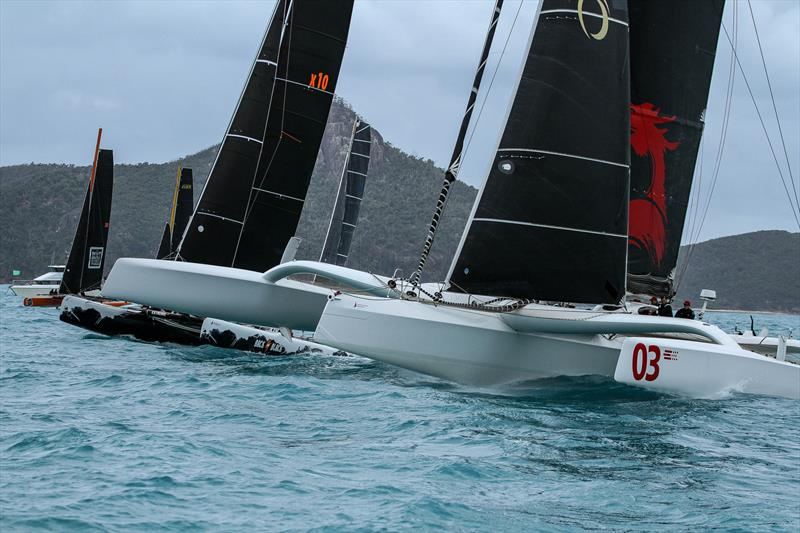 hamilton island race week sailing instructions