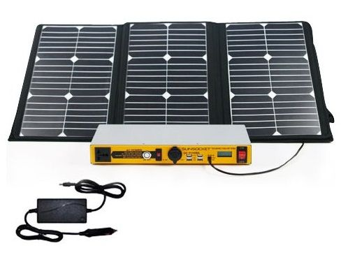 allpowers solar charger instructions
