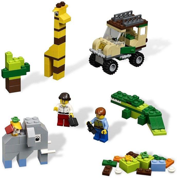 lego duplo zoo instructions