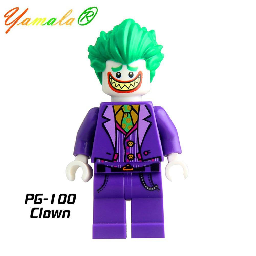 batman and joker lego set instructions