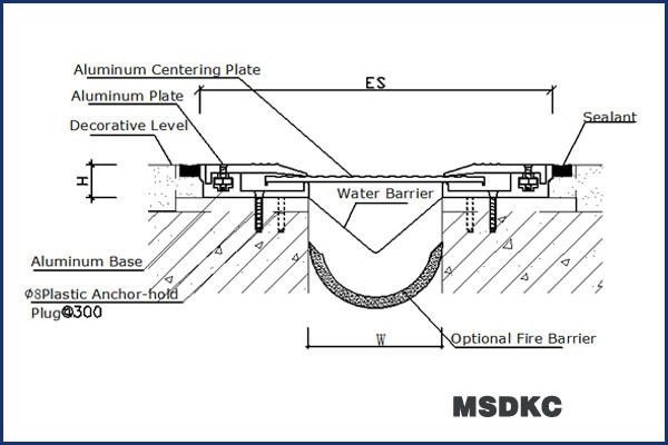 expansion joint installation instructions