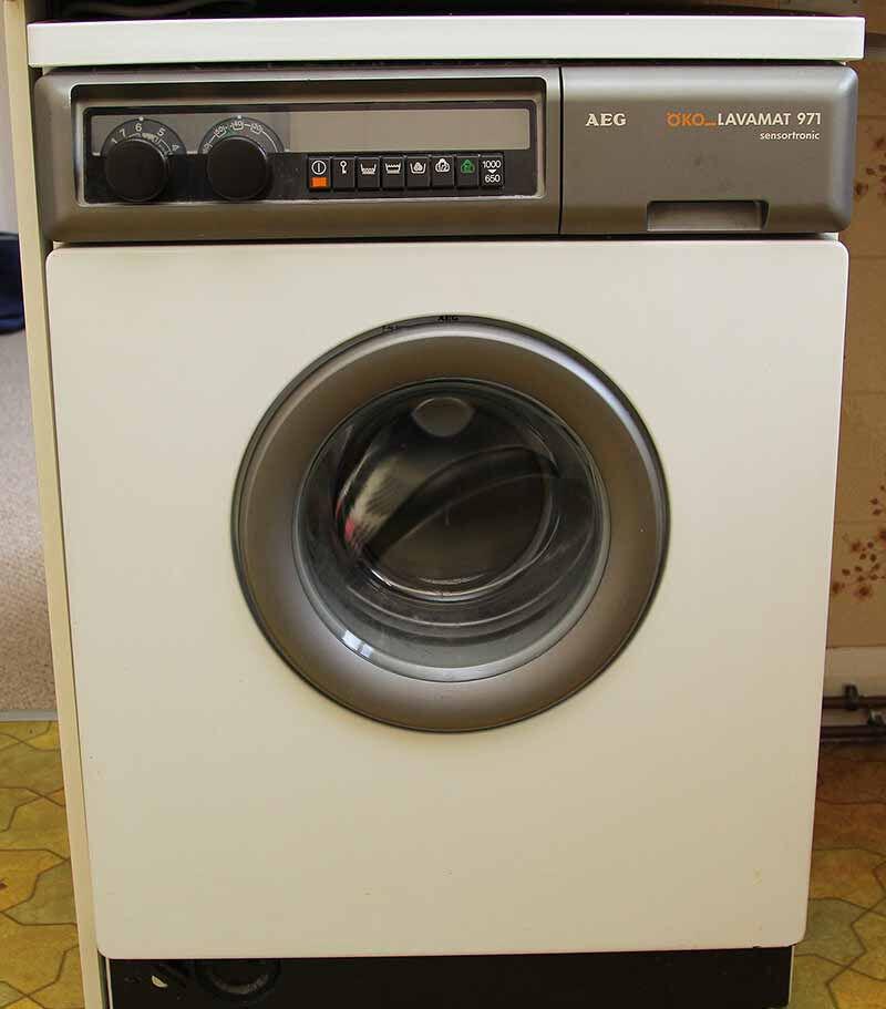 bosch maxx 5 washing machine instruction manual