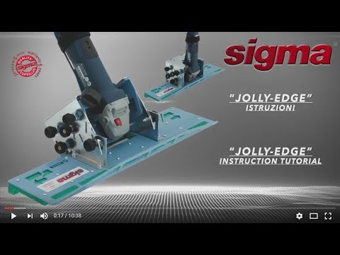 sigma tile cutter instructions