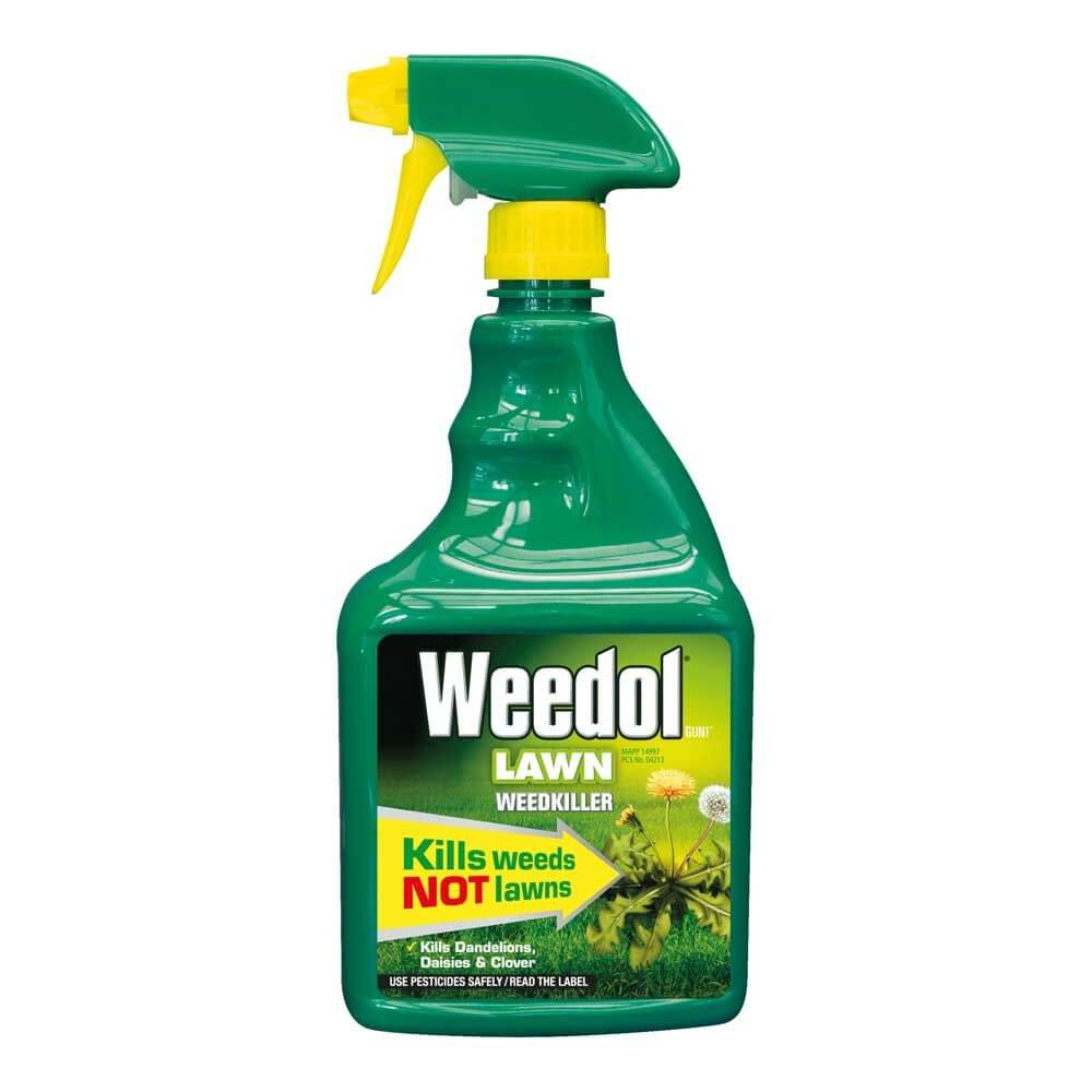 weedol lawn weedkiller instructions