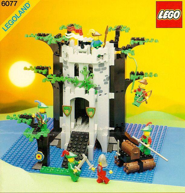 robin hood lego instructions