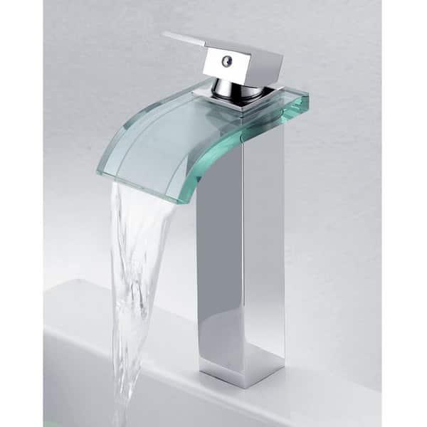 led faucet light instructions
