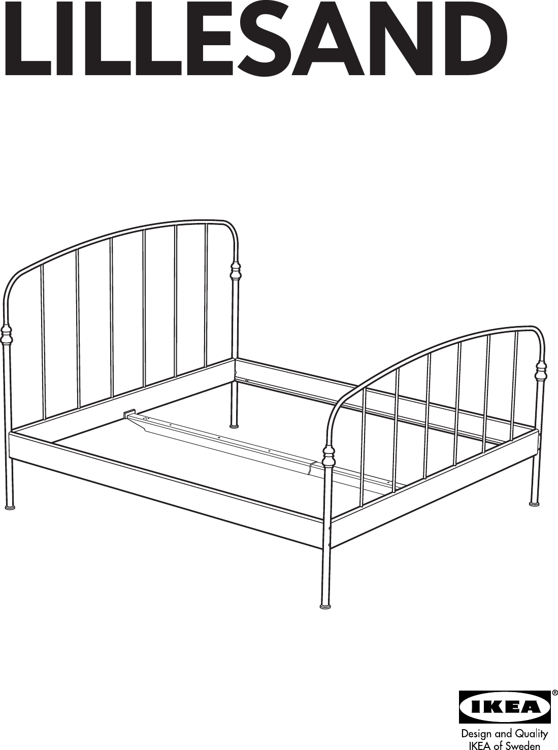 ikea malm bed instructions 2004