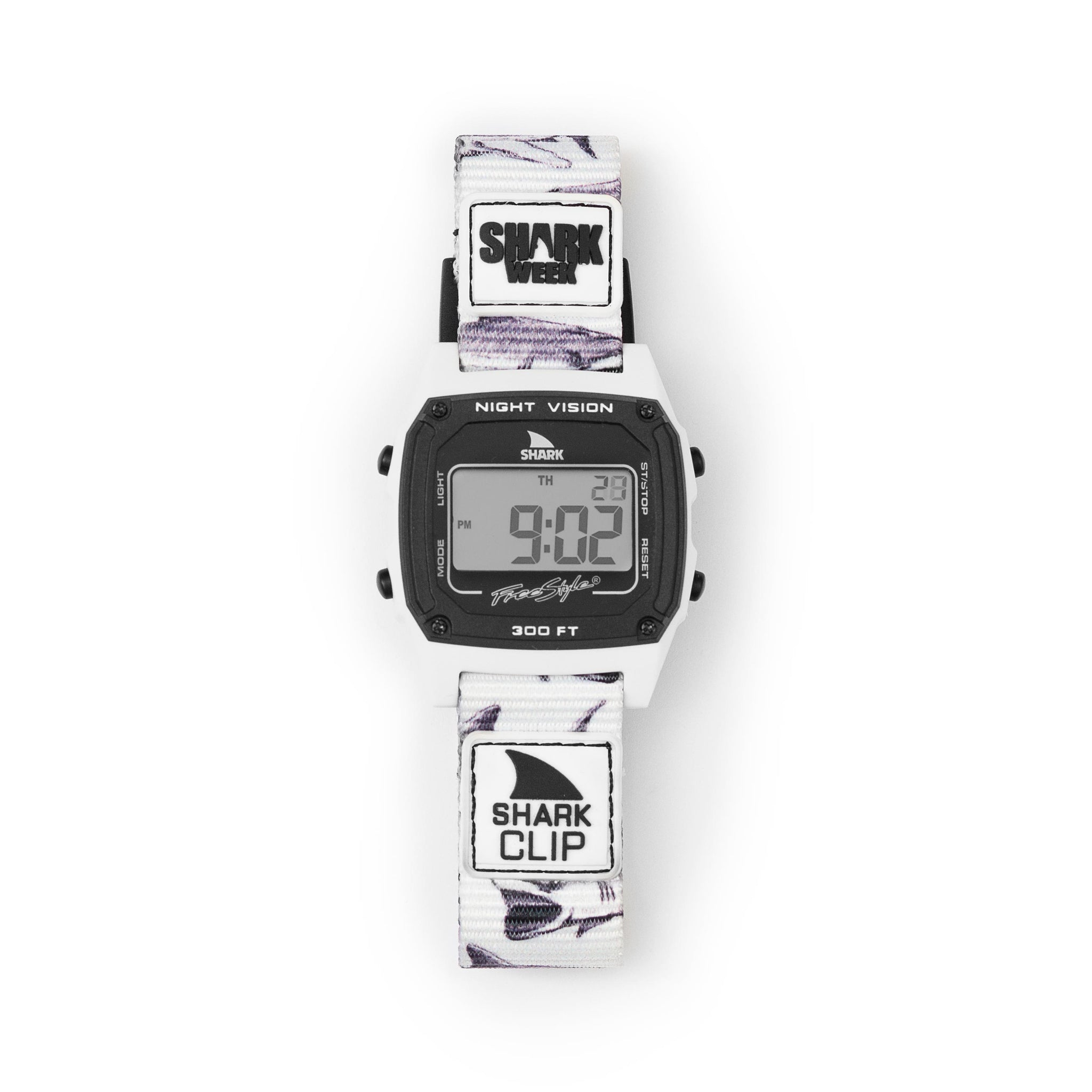 freestyle shark watch instructions