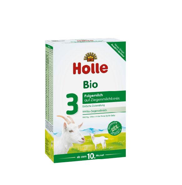 holle goats milk formula instructions
