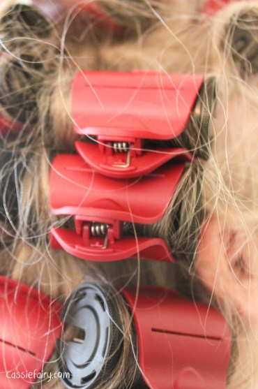 remington hair rollers instructions