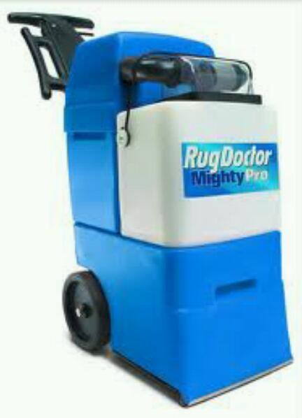 rug doctor carpet cleaner instructions