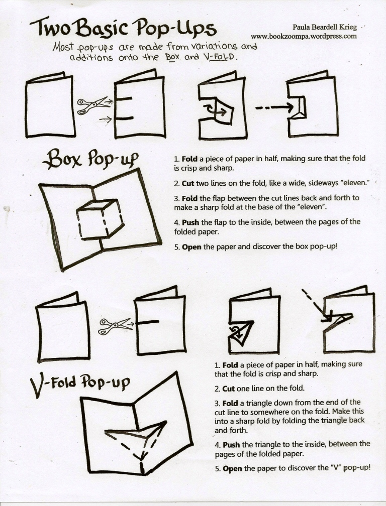 simple instructions for kids
