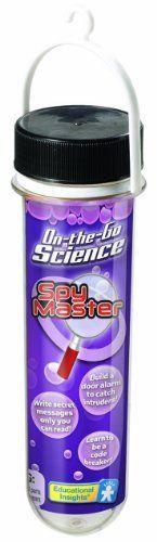 spy science money safe instructions