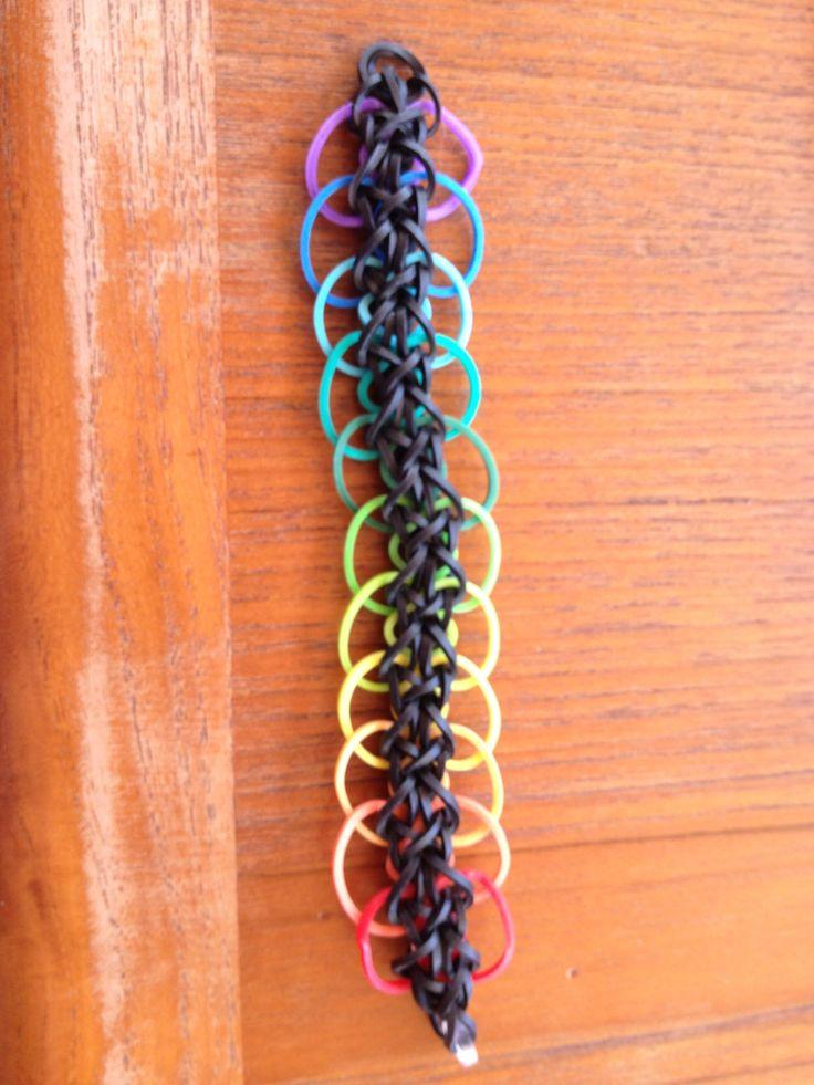 starburst loom bracelet instructions