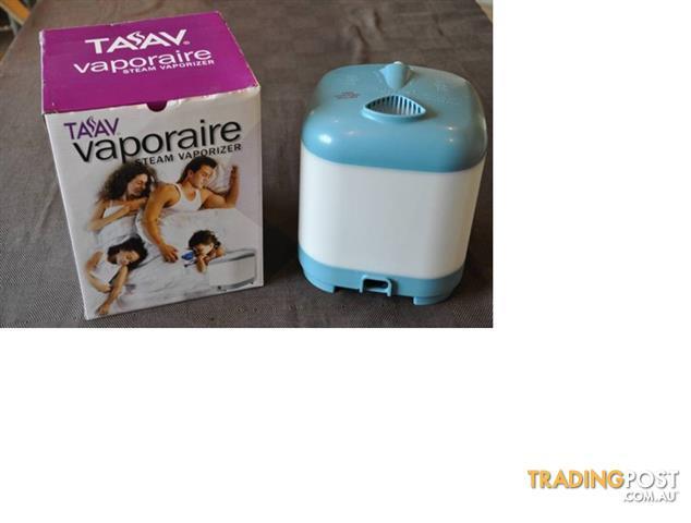 taav vaporaire steam vaporizer instructions