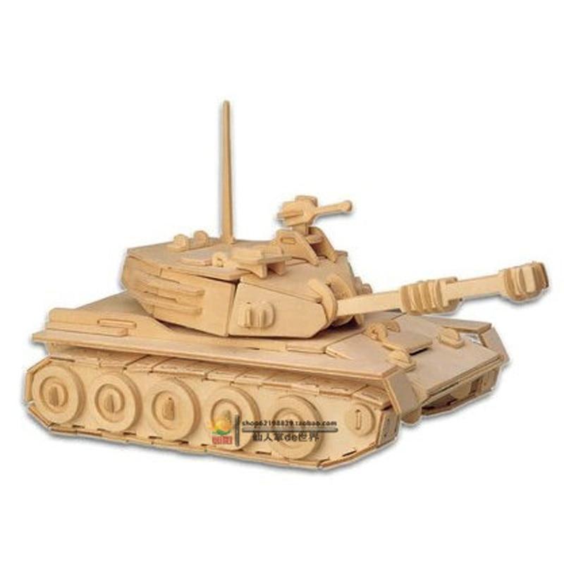 woodcraft construction kit tank instructions